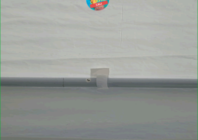 Carpa Toldo Parasol Polietileno 2x2 Mts