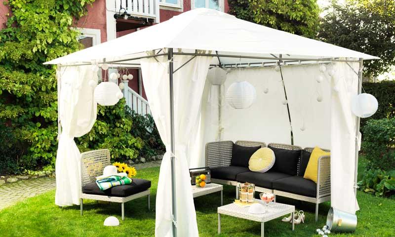 Cómo elegir un Toldo Carpa Parasol para negocios, eventos al aire libre, exteriores y jardínes