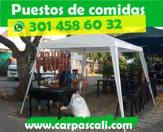 DIRECTORIO DE CARPAS, TOLDO Y PARASOLES EN VALLEDUPAR