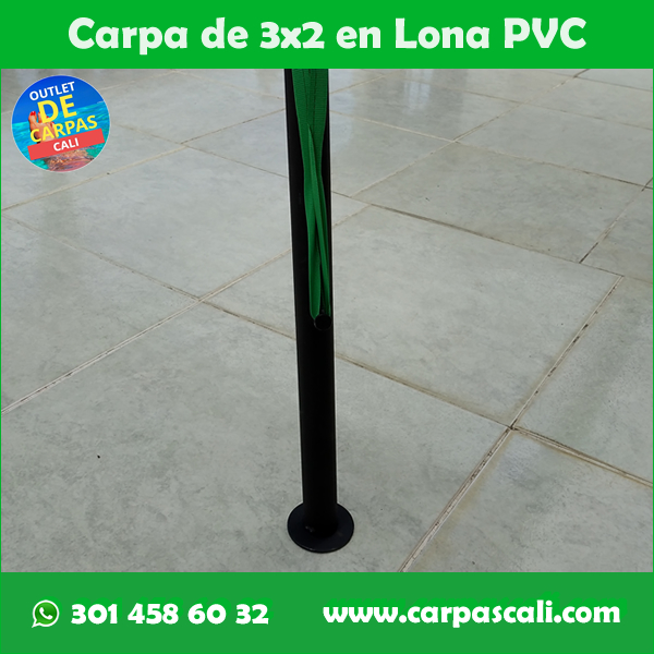 Parales Carpa 3x2