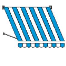 Toldos enrollables para terrazas