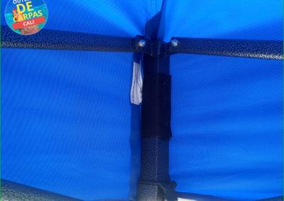 Carpa Plegable 2x2 Con Filtro UV