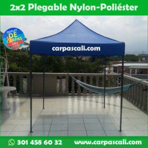 Carpa Plegable 2×2 Con Filtro UV