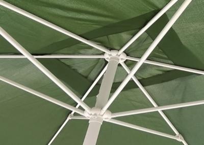 Sombrilla Parasol para negocio 2x3